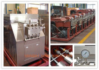 Food and Drink SUS304 stainless steel Juice Homogenizer Engineers available to service machinery overseas