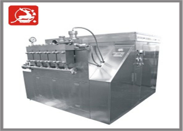 Hydraulic automatic type large capacity High Pressure Homogenizer 20000 L/H 200 KW